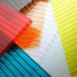 PC阳光板,四层PC板材,温室阳光板
