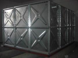 冷热水箱保温水箱 不锈钢消防水箱生产厂家