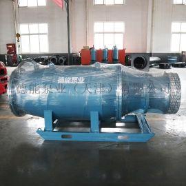 城市建设用泵_雪橇式轴流泵_厂家直销