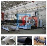 HDPE大口径中空壁缠绕管生产线