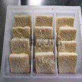 米糕裹糠设备 红糖糍粑裹涂生产线