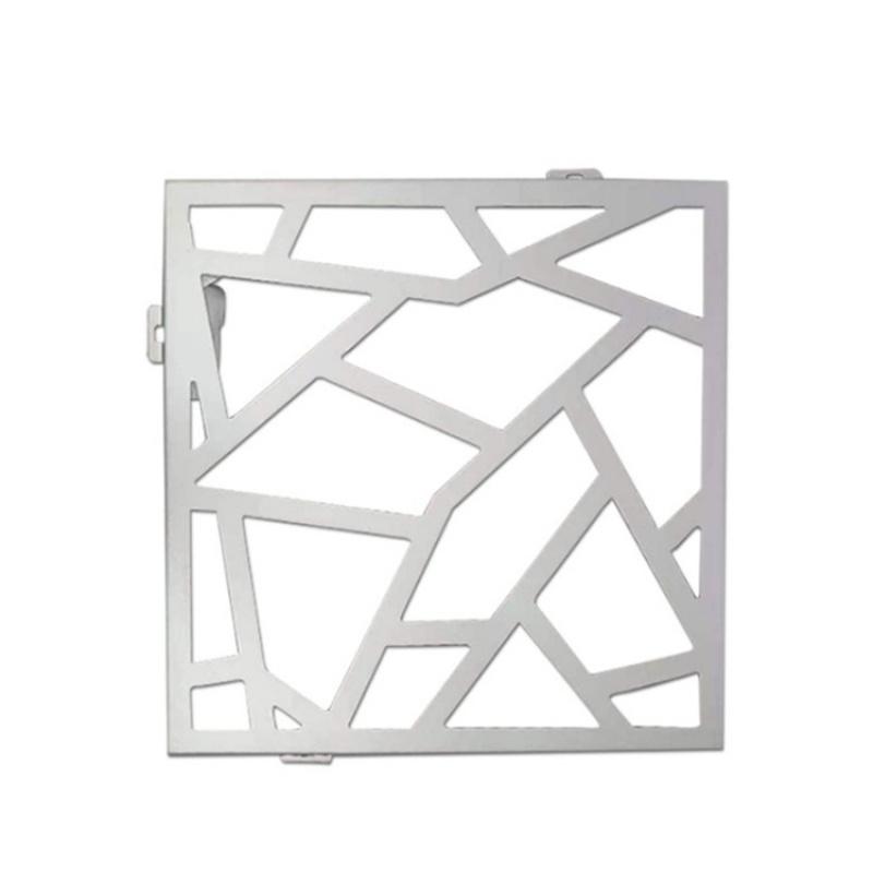 木纹铝单板幕墙装饰材料厂家直销外墙氟碳铝单板