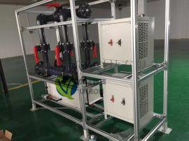 电解型次氯酸钠发生器 氯化钠电解装置