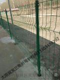 临汾桃型柱护栏网太原三角折弯护栏网 小区三角折弯围栏报价 参数