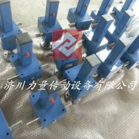 生产供应SJA螺旋升降机梯形丝杆运动可自锁 多台联动