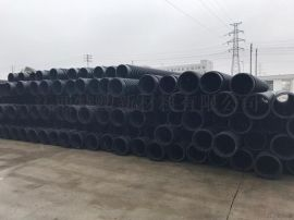 湖南厂家供应HDPE缠绕增强B型管 节流式抗压好 零渗漏