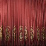 海南省会议背景舞台幕布海口市批发定做会议舞台幕布厂家