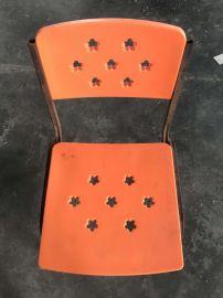 中空吹塑HDPE成型塑料椅子