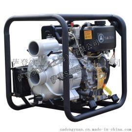 3寸柴油汙水泵進口本田動力