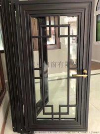 园林铝合金仿古门窗厂家南京冠墅阳光