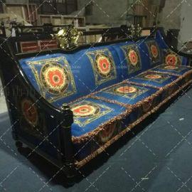 布艺沙发定做酒店装修设计工程配套