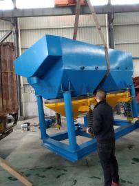 供应江西大余JT5-2锯齿波跳汰机钨矿重力选矿设备