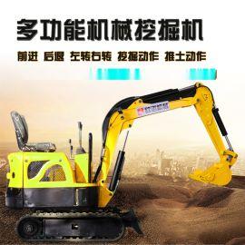 济宁小型挖掘机 小型挖掘机 精工 挖掘机加长臂