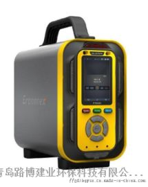 LB-MT6X泵吸手提式**一气体分析仪的使用