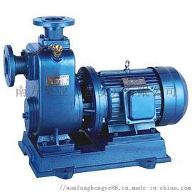 西安废水处理用泵ZW型自吸无堵塞排污泵