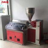 PVC PE生产线 45 50 65单螺杆PVC PE生产挤出机 PVC PE主机