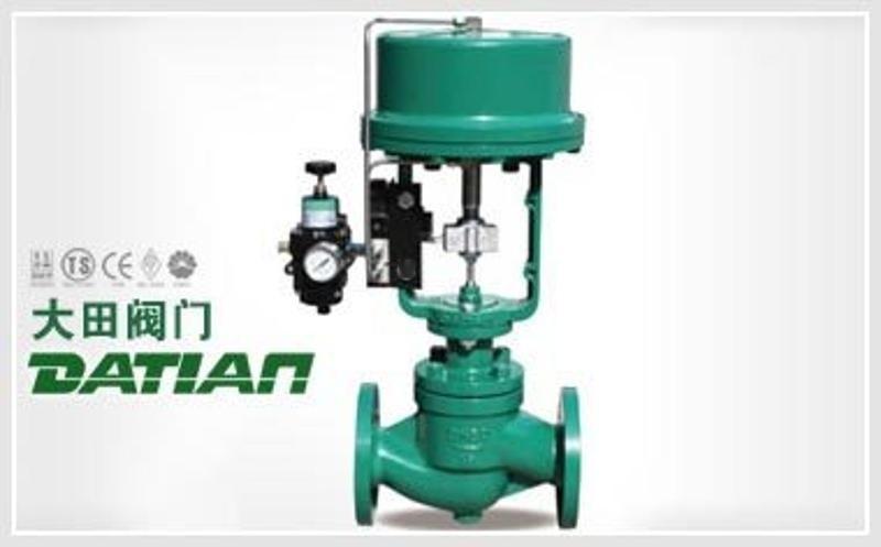 ZQP型气动切断阀 DN300 - DATIAN