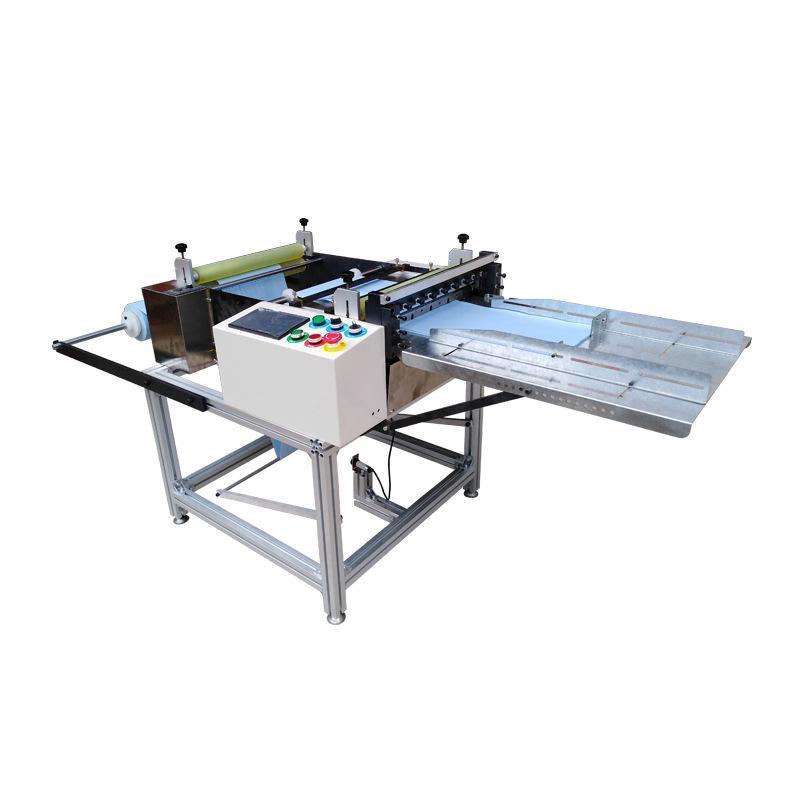 全自动微电脑横切机自动放卷自动裁切机一体机横切机无纺布