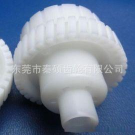 厂家生产家用电器齿轮 塑胶齿轮 大模数齿轮定做