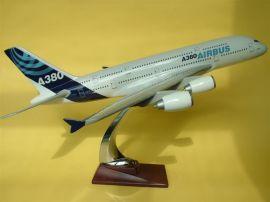 树脂飞机模型(A380)