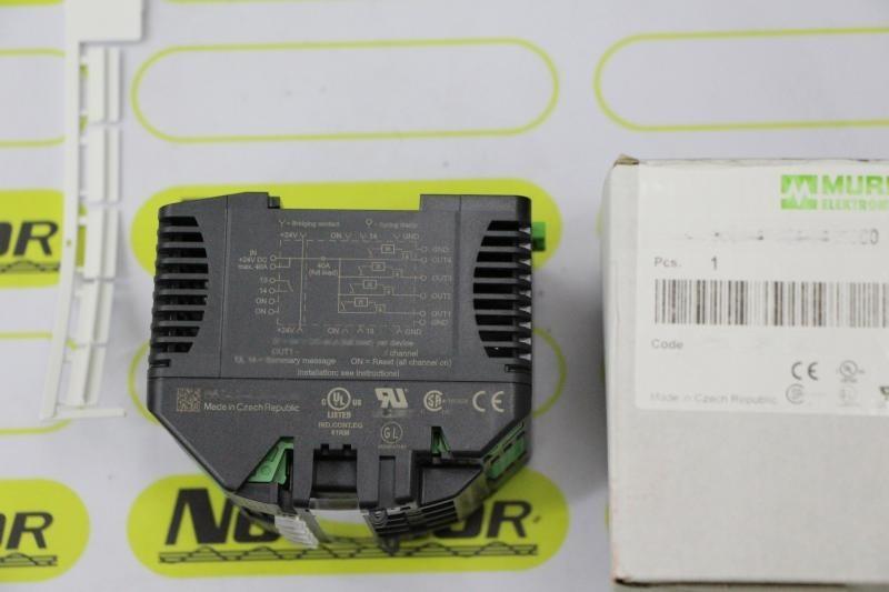 全新原装  MURR穆尔智能电流分配器9000-41034-0401000