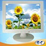 15寸白色工业医疗液晶显示器高清高亮度LCD/LED显示器