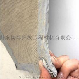 新型建材水泥毯 浇水固化混凝土帆布