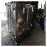 天津消防水箱镀锌给水系统水箱