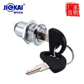 JK101环保电源锁 台湾739开关锁 数控面板锁
