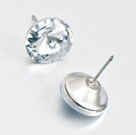 厂家直销水晶泡钉 水晶装饰钉 YHD-62