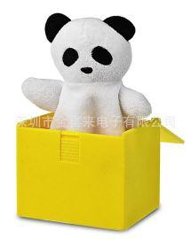金喜來 廠家生產 慶生植絨玩具音樂盒【整蠱,驚喜、生日禮物】