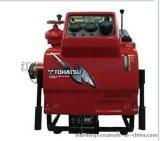 日本原裝進口東發VC52ASEEXJIS手擡機動消防泵VC52