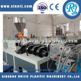 PVC木塑结皮发泡板生产线