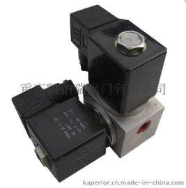 厂家直销DN1-300零泄露不锈钢二位三通电磁阀