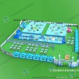廣州海蘭藍移動水上樂園是您娛樂休閒的首選
