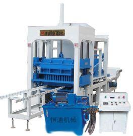 全自动砌块砖机设备厂家优惠开始z12