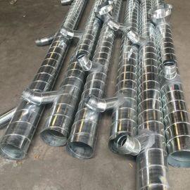 佛山螺旋风管|通风管道安装|风管加工_佛山江大风管厂