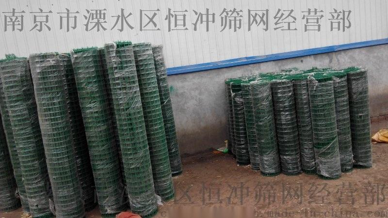 包塑荷兰网 浸塑养殖荷兰网 养殖围栏网 喷塑绿网