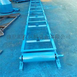 防滑输送机热线18953723827,固定高度的皮带机,三相电手摇升降传送带