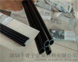 6061铝管,黑色铝管,16*12.1mm铝管,铝套管