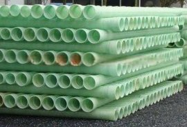 耐腐蚀玻璃钢电缆穿线保护套管生产厂家联系方式电话