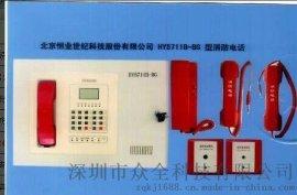 HY5711B-BG消防3C壁挂电话主机