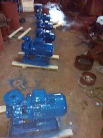 上海泉尔空调循环泵,ISG50-200 ISG50-250立式/卧式管道泵优惠价格