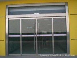 太原安装改装玻璃门换配钢化玻璃