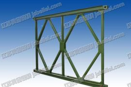 優質供應 江蘇貝雷200型貝雷片 海上施工平臺貝雷架 桁架貝雷樑