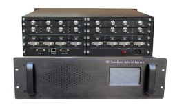 VGA|分量|DVI|HDMI|SDI无缝混合矩阵