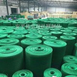 pvc防腐防锈电焊网现货 黄色绿色铁丝网厂家 养殖围网