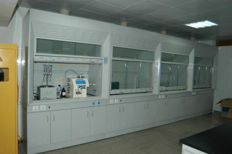 实验室全钢通风柜