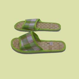 手工编织拖鞋