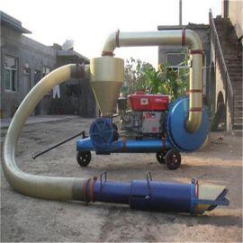 自吸式绞龙输送机直销粉料输送机刚性好气力吸粮机